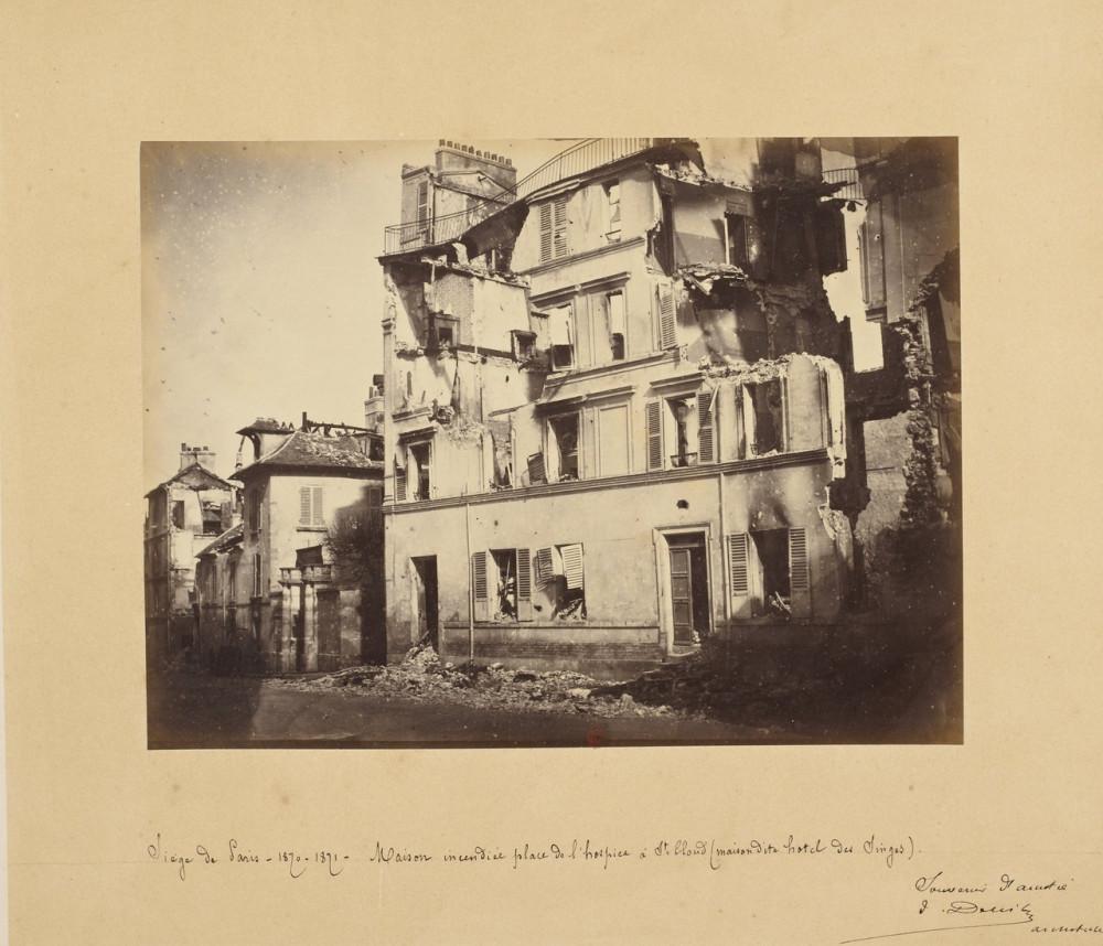 07  Осада Парижа 1870-1871 гг