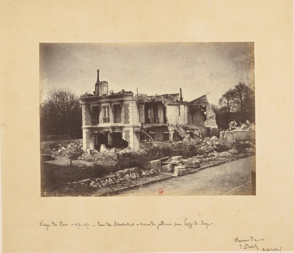 08  Осада Парижа 1870-1871 гг