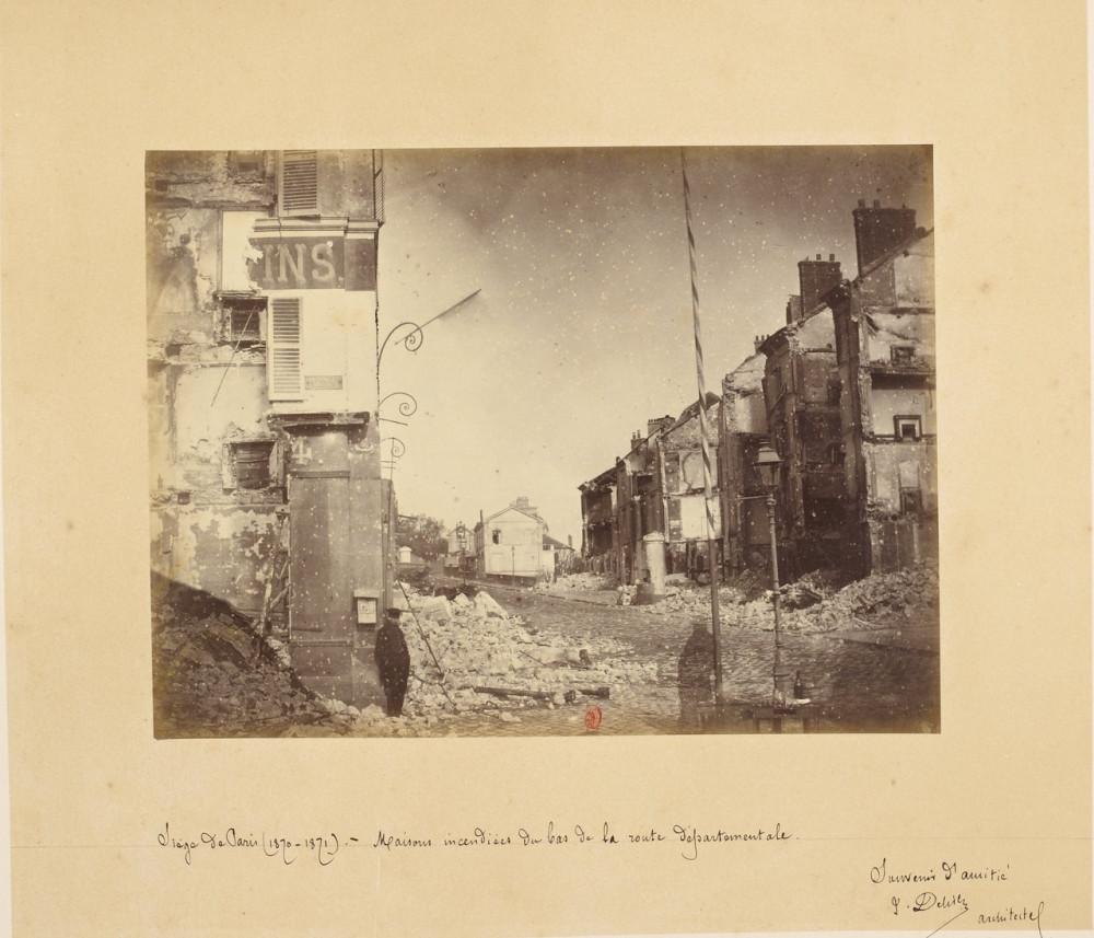 09  Осада Парижа 1870-1871 гг