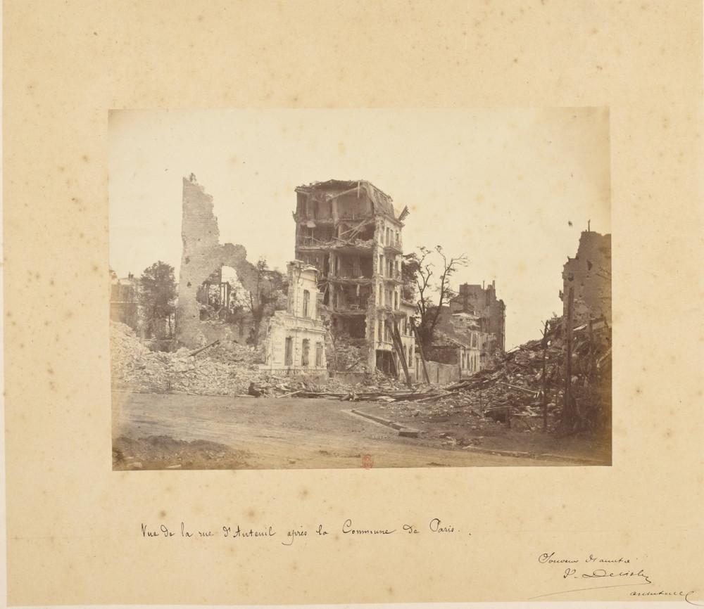 12  Осада Парижа 1870-1871 гг