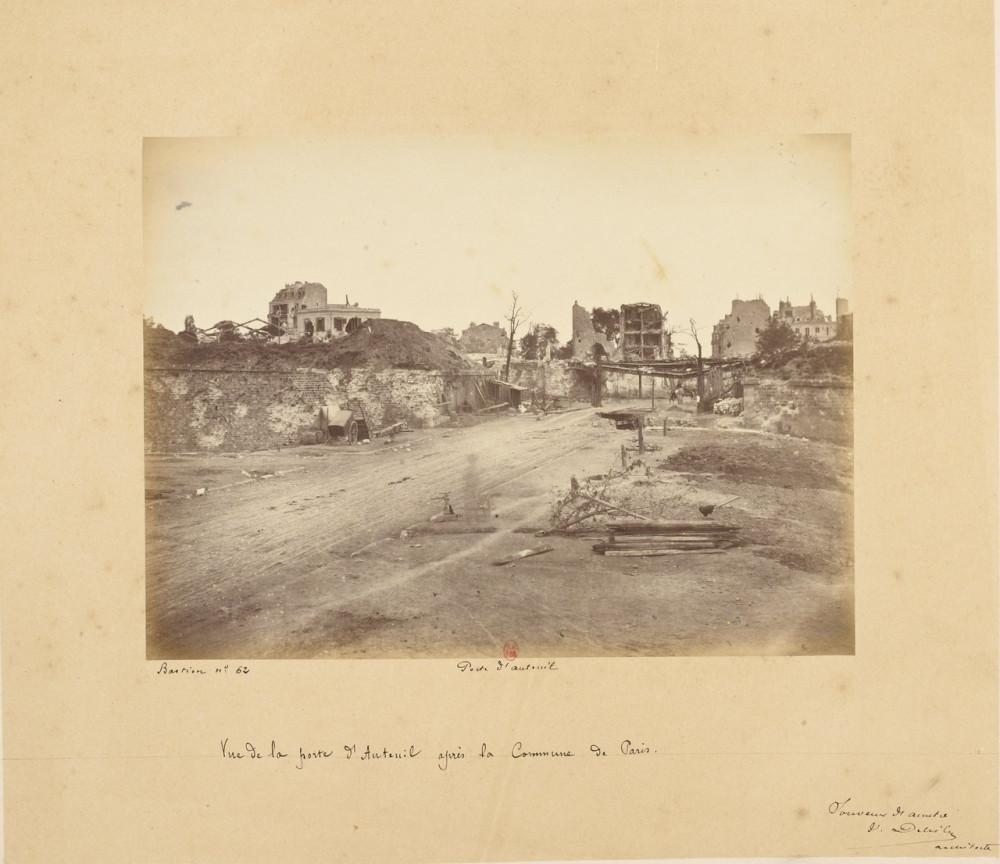 13  Осада Парижа 1870-1871 гг