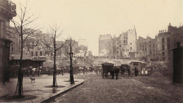14  Осада Парижа 1870-1871 гг