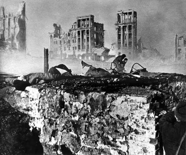 13 Сталинградская битва