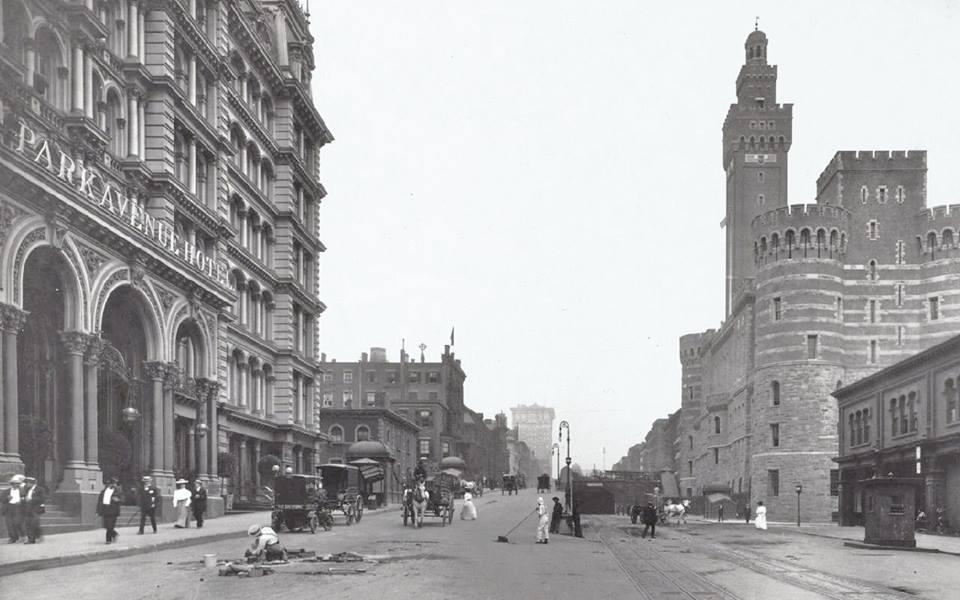 Нью-Йорк 1906 года