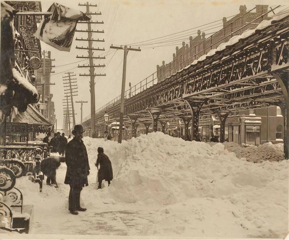 02  Нью-Йорк 1888 года