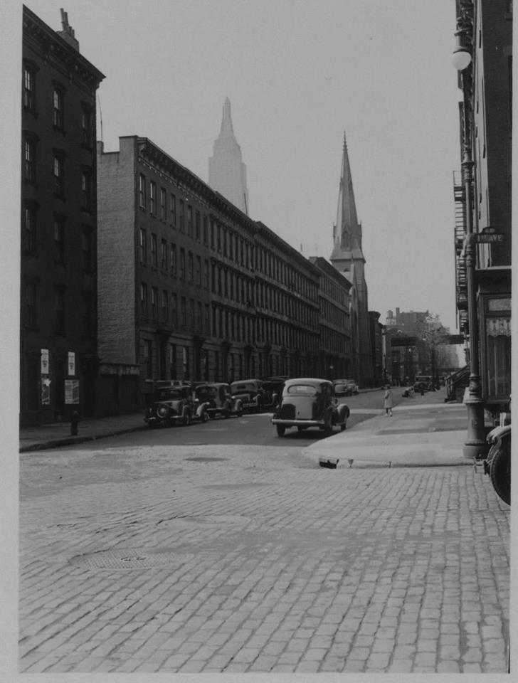 06  Нью-Йорк 1936 год