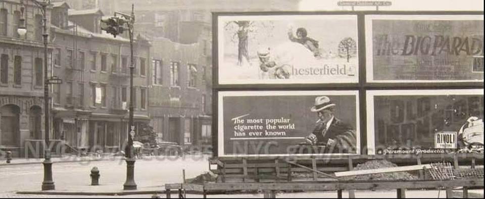 07  Нью-Йорк 1927 год