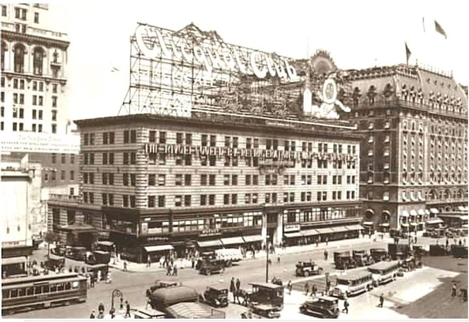 11  Нью-Йорк 1925 год
