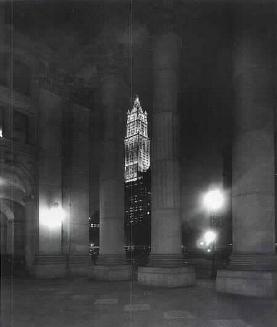 12  Колонны Нью-Йорк 1916 года