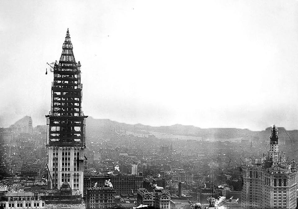 13  Нью-Йорк 1912 года