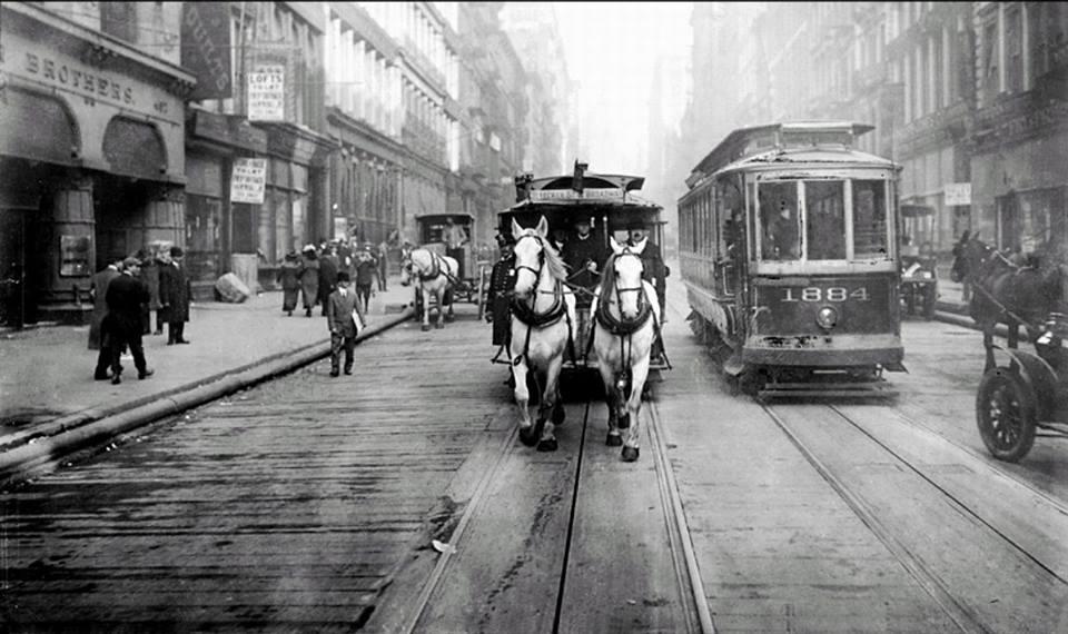19  Нью-Йорк 1884