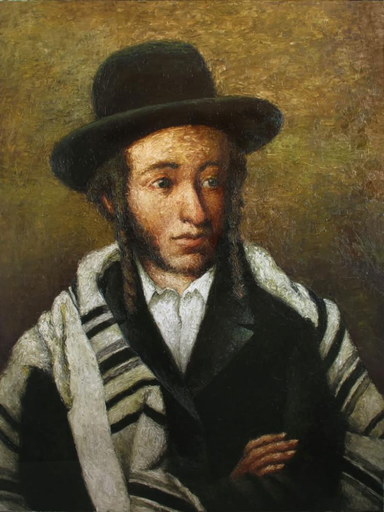 20 Пушкин еврей