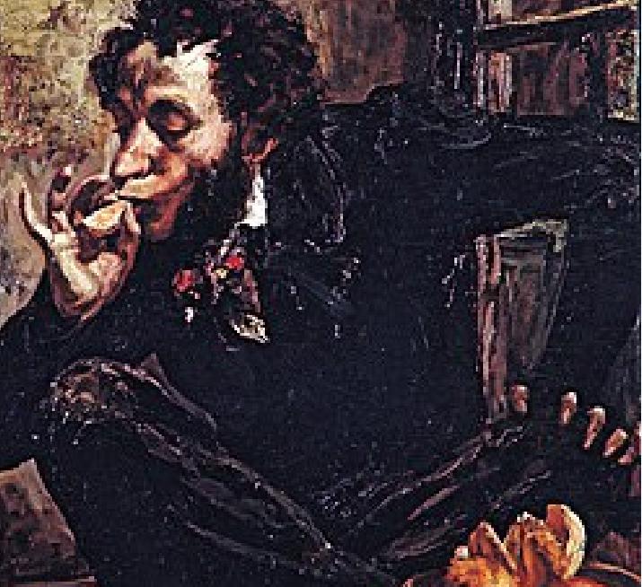 30 Пушкин-обезьяна