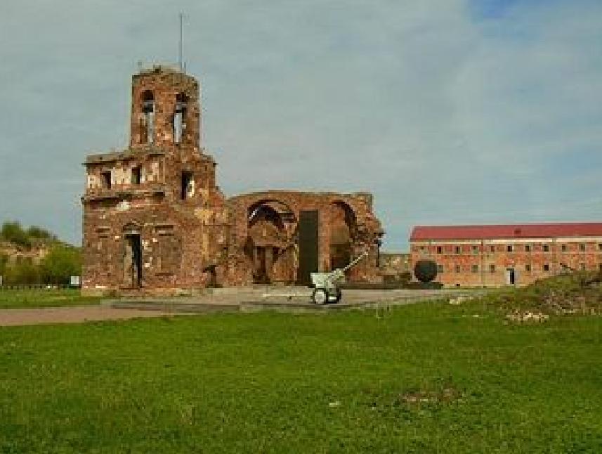 22 крепость Орешек