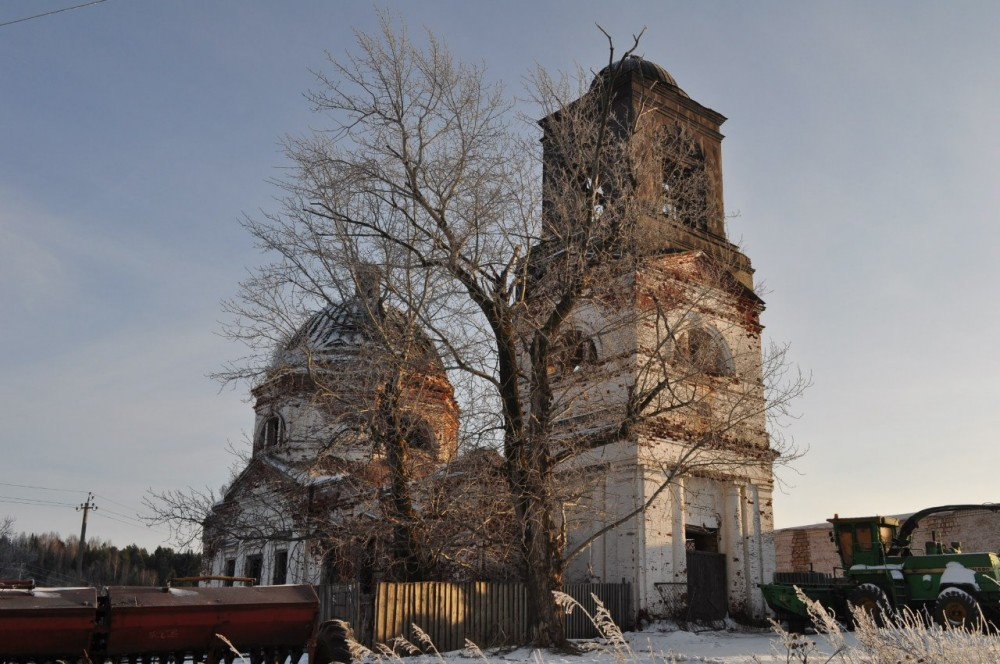 77  Веслянка Кунгурский район
