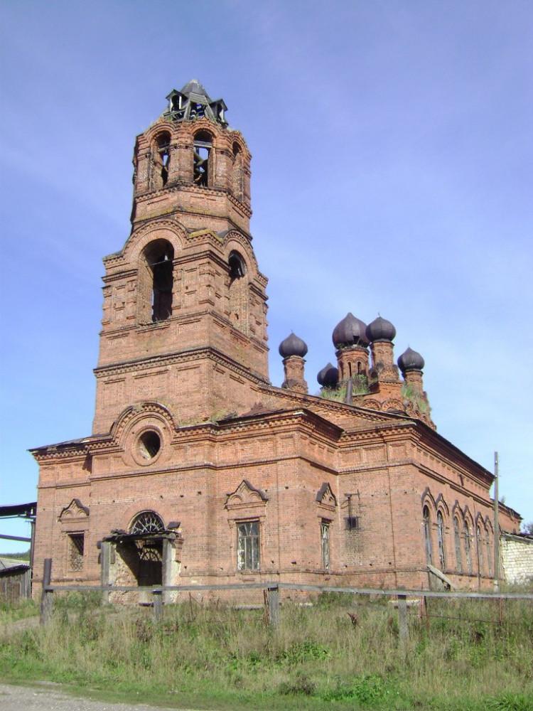 115 Воскресенское Уинского района Пермский край