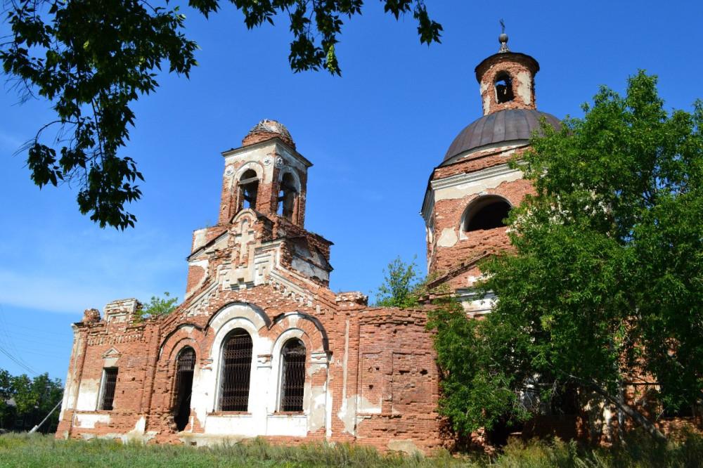 09 село Никитинское Курганская область