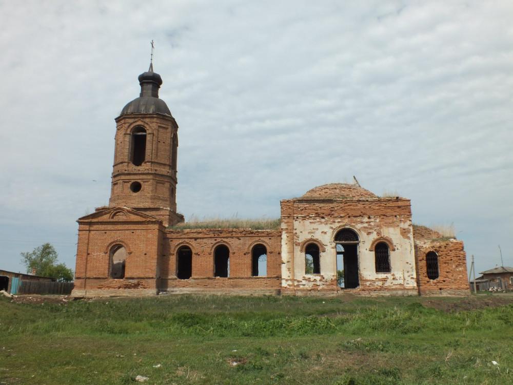 12 село  Феклино Челябинская область