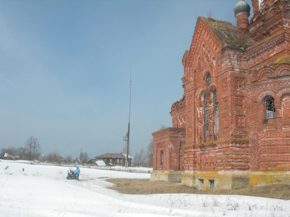 30 село Таман Усольский район Пермский край