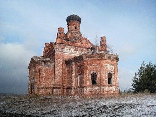 42 село Кайгород Свердловская область