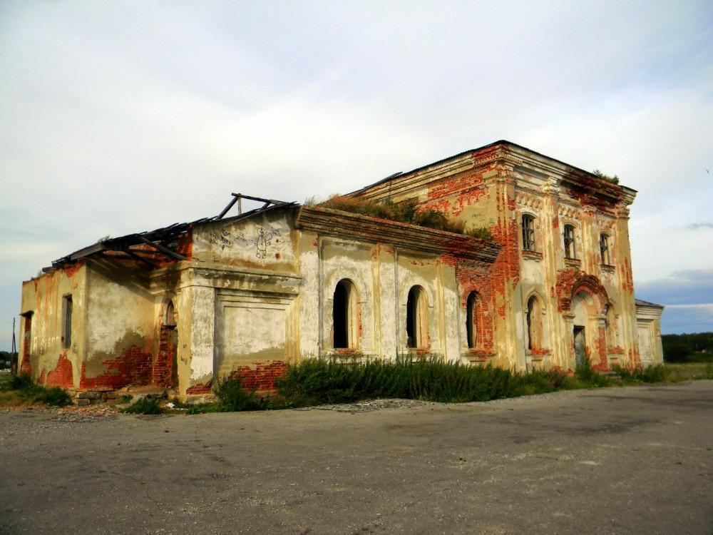 51 село Клепалово Челябинская область