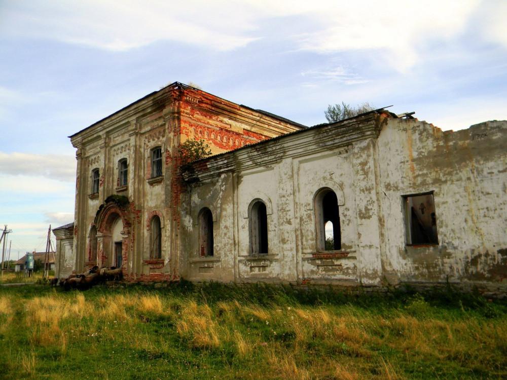52  село Клепалово Челябинская область