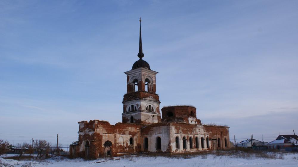 68 село Огневское Каслинский район Челябинской области