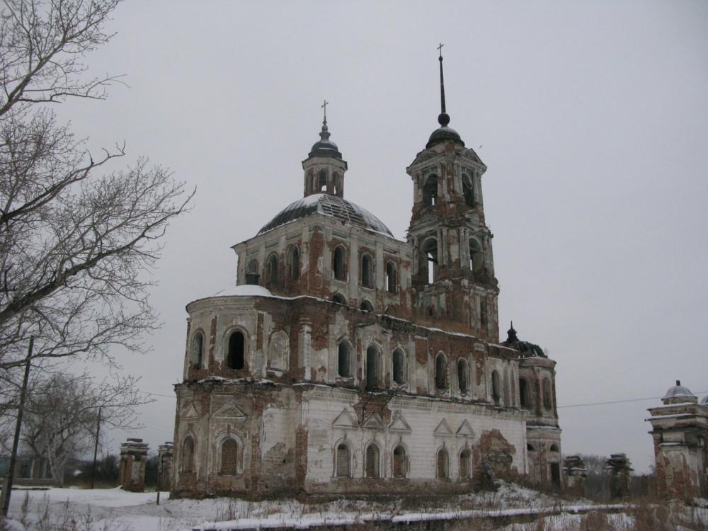 74 село Першинское Далматовский район Курганской области