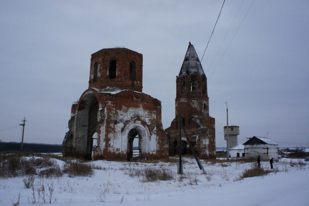81 село Бугаева Катайский  район Курганской области
