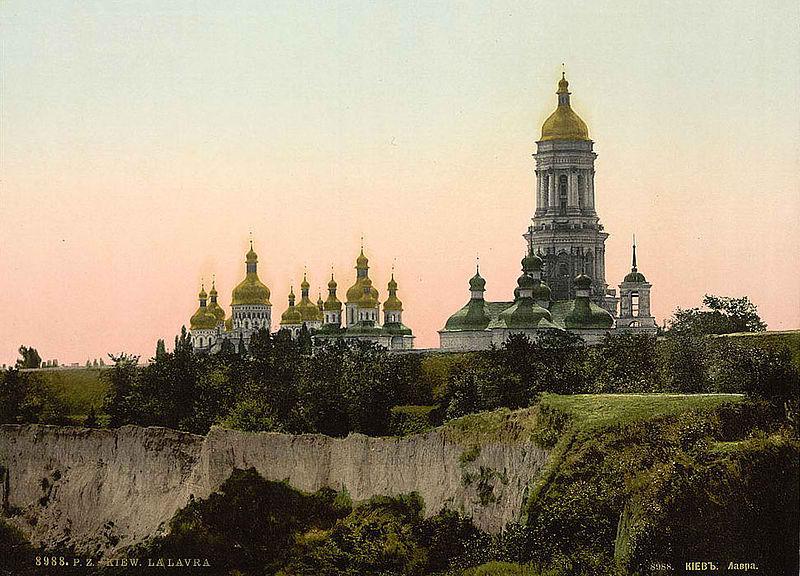 01  Киевско-Печерская лавра
