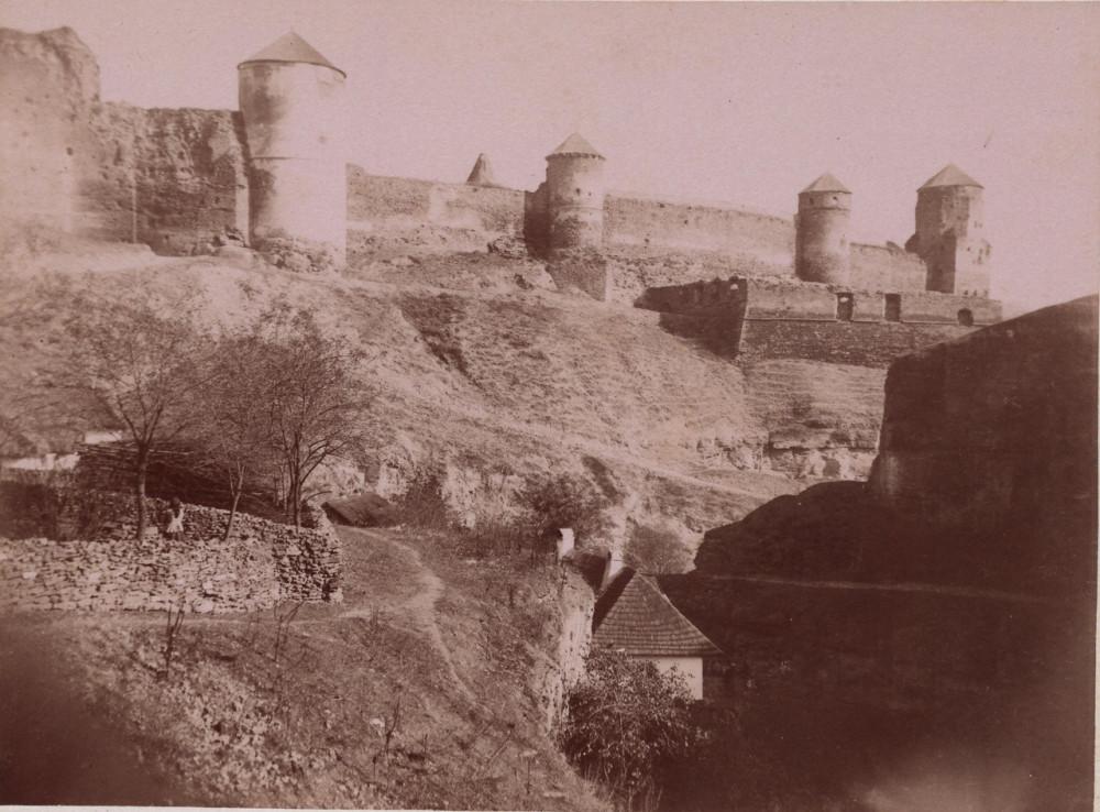 27 Вид на крепость