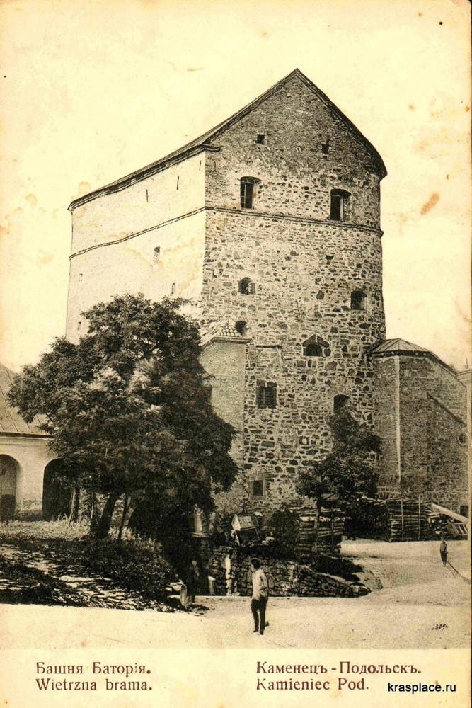 35   Башня Батория