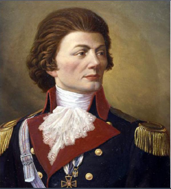 02 Генерал Андрей Тадеуш Кюстюшко