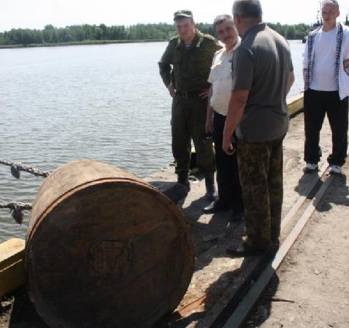 01 200 кг  тротиловая бомба середины 19 века.