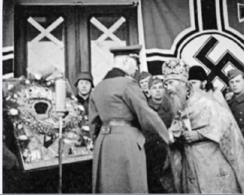 05 Псковские иерархи РПЦ  22 марта 1942 года