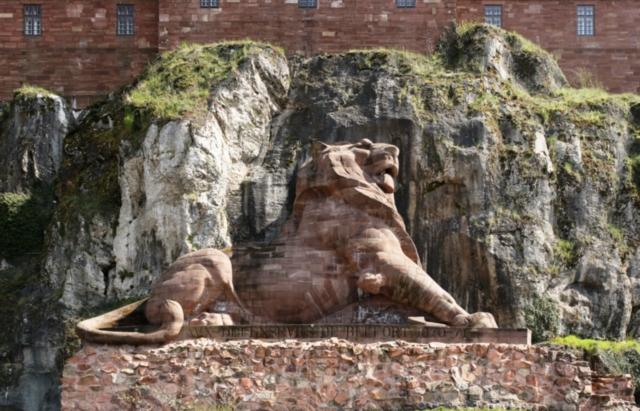 72   13 Лев Памятник Белым