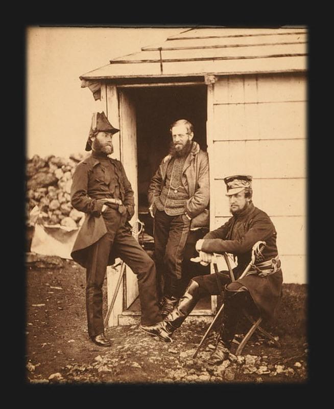 03 Немцы. Крымская война 1853 -1856 гг.