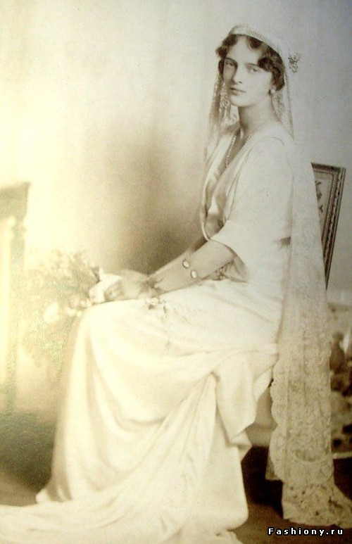 8  Ирина Романова-Юсупова свадьба