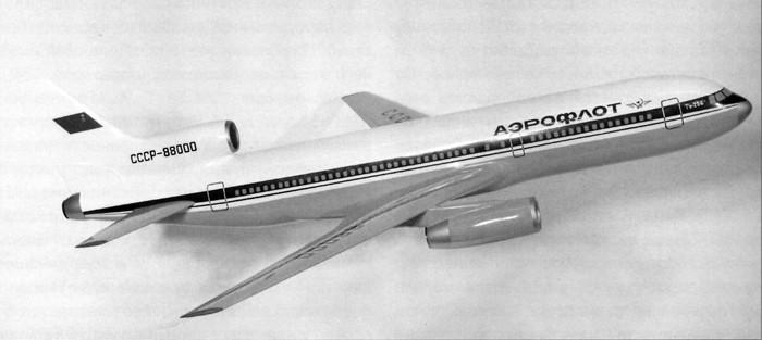 Tu-204_trijet