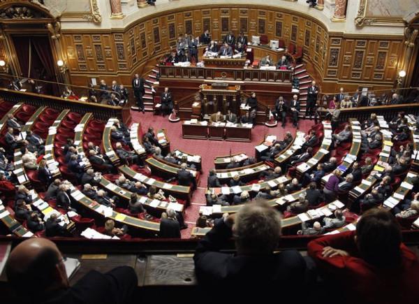 Сенат Франции, фото с сайта: http://zaiprotiv info