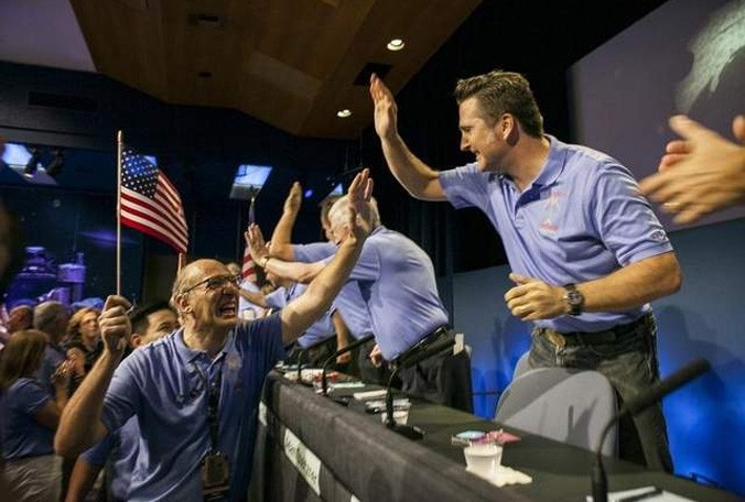 Inside NASA High Technology and Organizational Change in