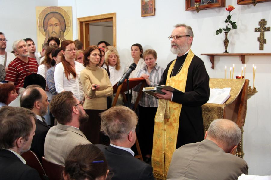 Проповедь на Евангелие ректора СФИ священника Георгия Кочеткова