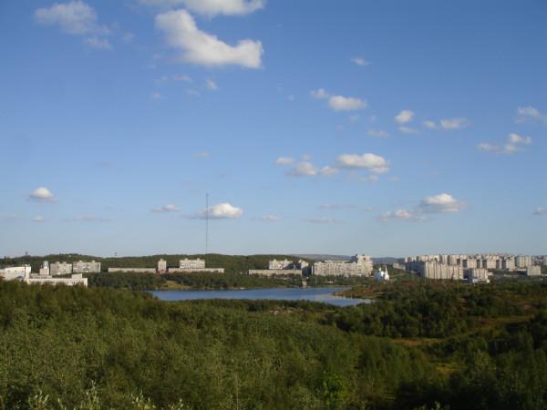 Семёновское в августе