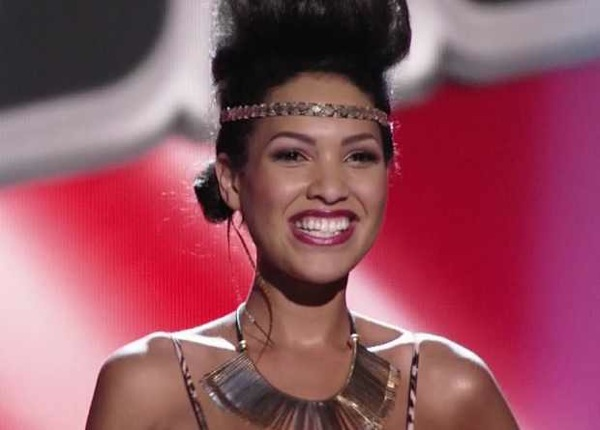 Erin Martin erin martin slams 'the voice' after elimination: 'i'm over it