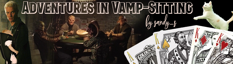 Adventures in Vamp-Sitting