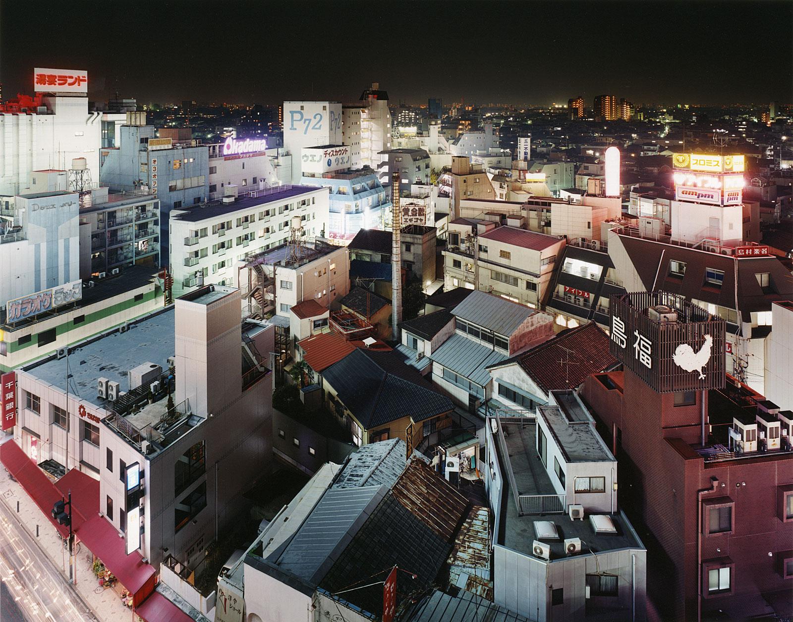 Sato Shintaro - Minamikoiwa Edogawa-ku 2003