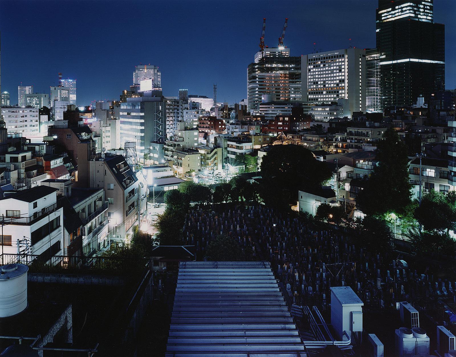 Sato Shintaro - Roppongi Minato-ku Tokyo 2002