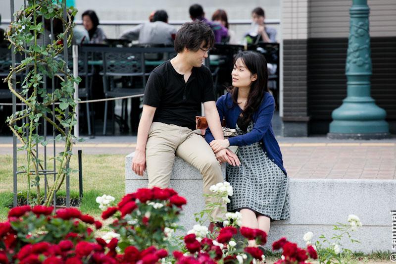 Love In Osaka