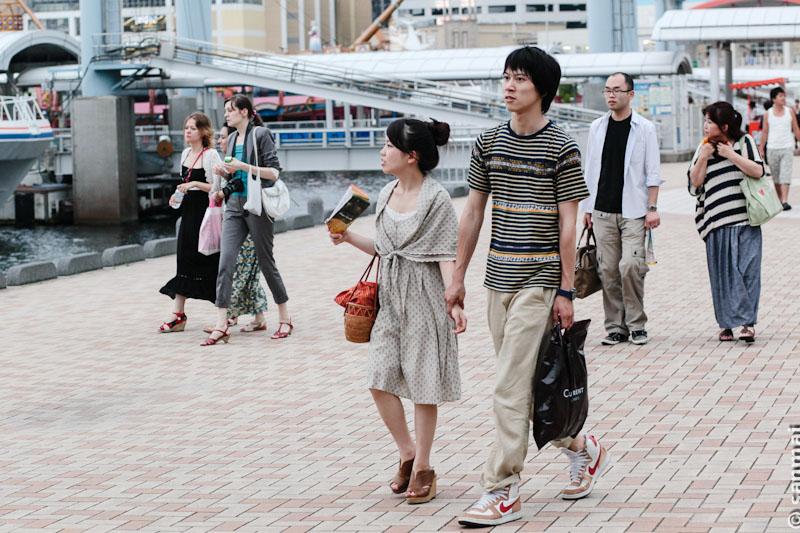 Прогулка по Кобе