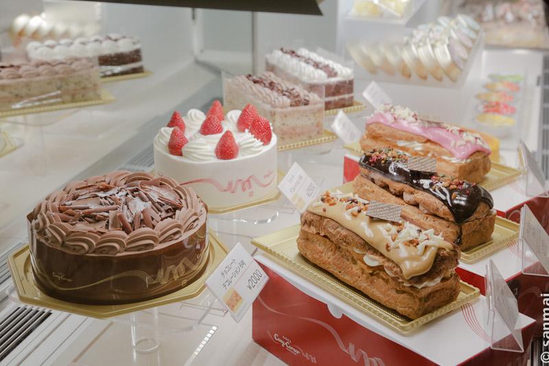 Пирожные из Японии